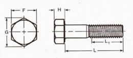 bolt-DIN6914