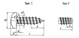 screw-DIN7981