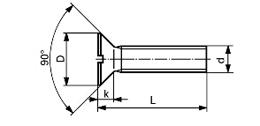 screw-DIN964